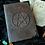 Thumbnail: PENTACLE Book of Shadows - MEDIUM size 22x16 cm