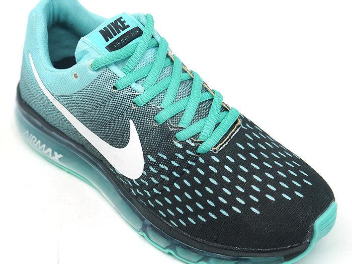 Tênis Feminino Nike Air Max 2018 Verde água e Preto