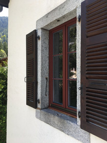 Morzine window replacement.