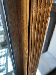 Window detail frame