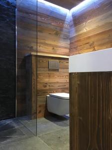 Bedroom and bathroom refurbishment