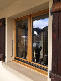 Window Installation - Morzine
