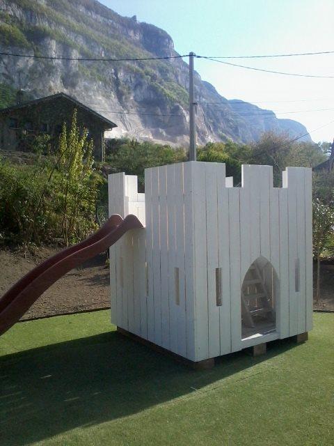 Child's castle