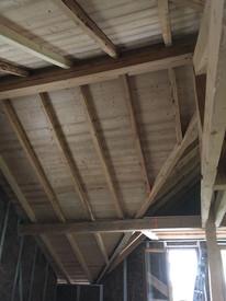 Roof refurbishment Morzine