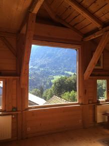 Window installation Le Boit