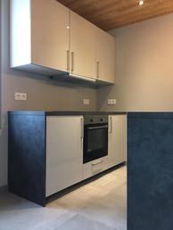 Ikea kitchen installation Morzine