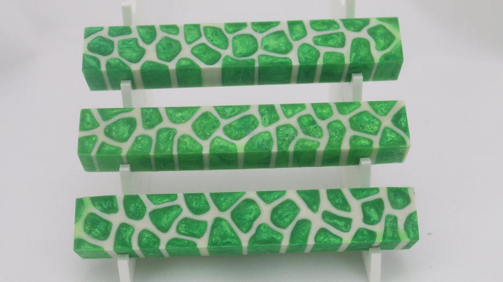 Slime Green Giraffe Pen Blank