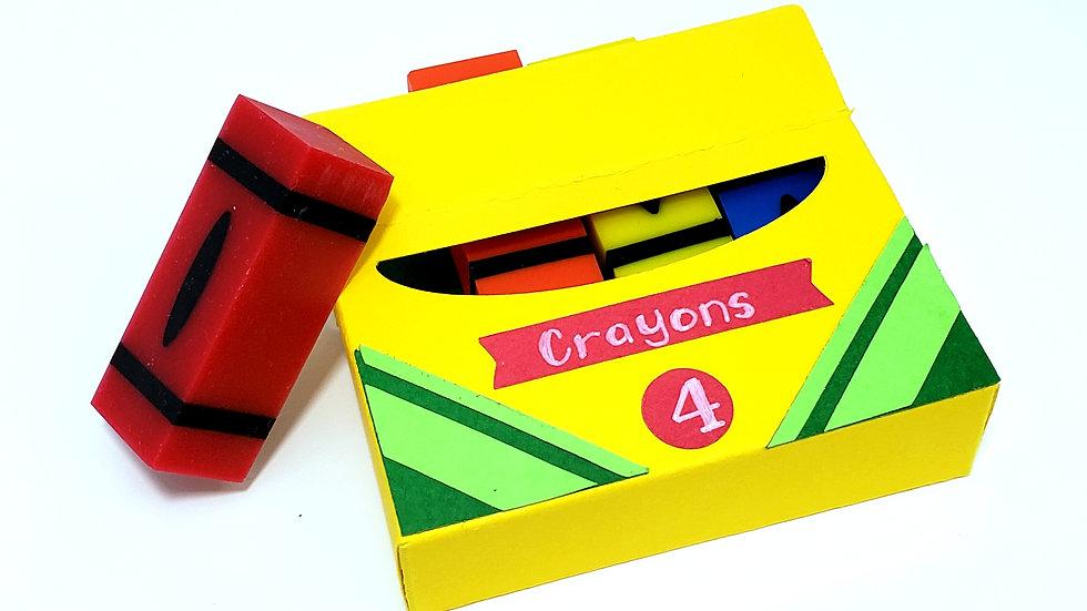 Sierra Crayon Pen Blank Set