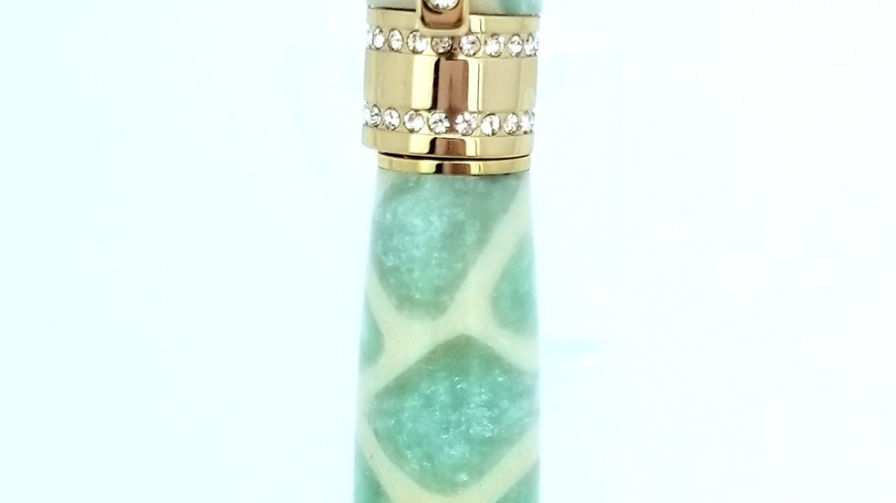 Mint Green Giraffe Pen