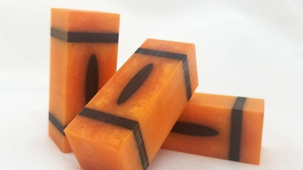 Sierra Pearl Orange Crayon Blank