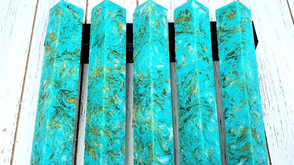 Turquoise Treasure Pen Blanks