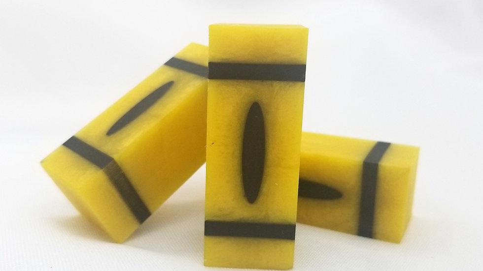 Sierra Pearl Yellow Crayon Blank