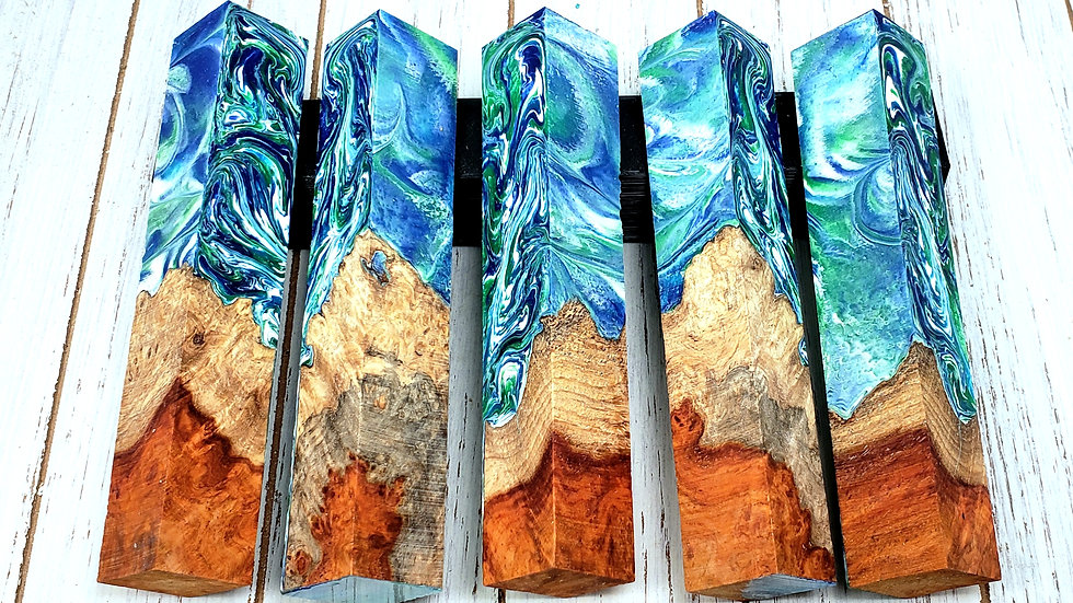 Earth  Amboyna Burl Hybrid
