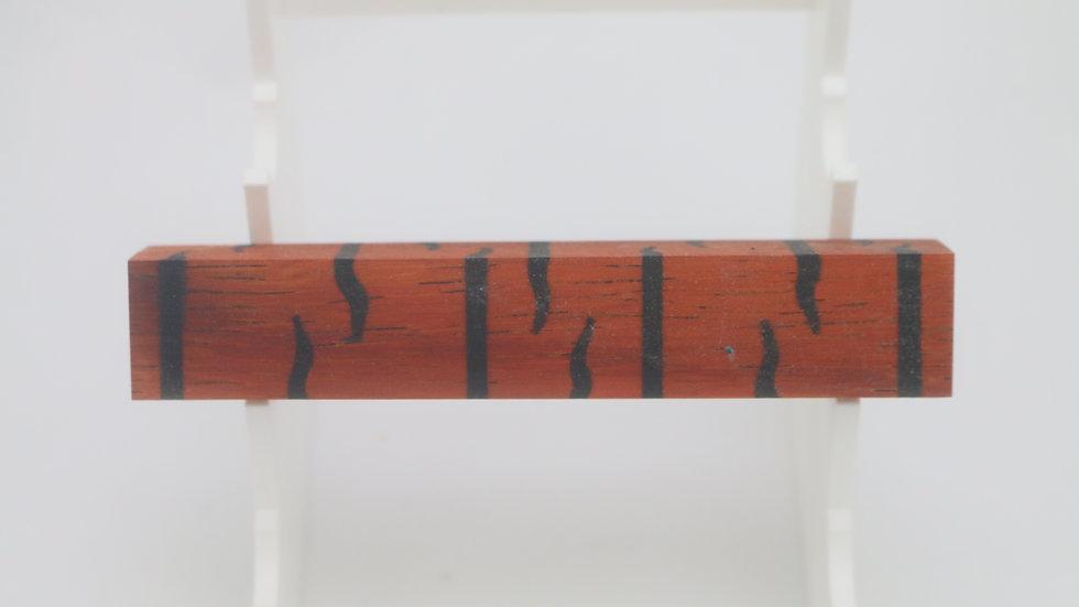 Tiger Pen Blank