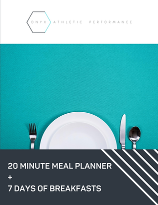 20 Minute Meal Planner + Recipes.png