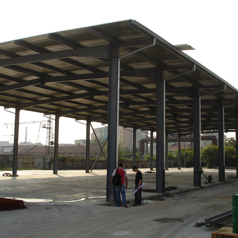 Extension of Production Workshop and two Production Shelters in Drujba Plovdiv Plant