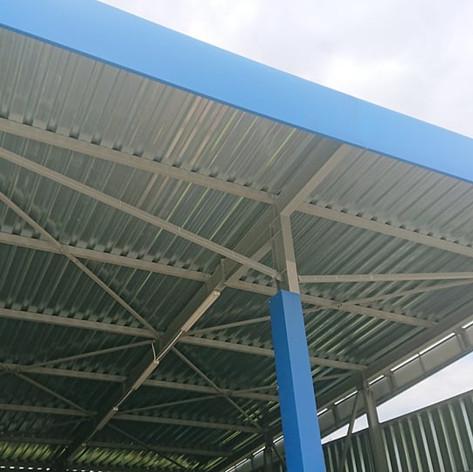Service Shelter - Airport Varna