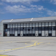 Aircraft Maintanance Hangar - Airport Varna