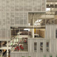 Shadings, Varna Library