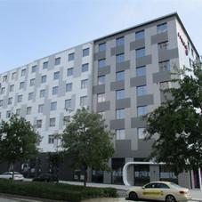 Claddings, Moxy Hotel, Frankfurt