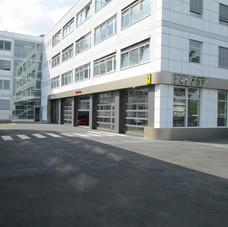 Claddings,  Ferrari Dealership, Frankfurt