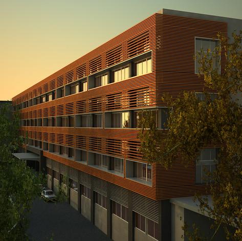 NTEL Building, Sofia