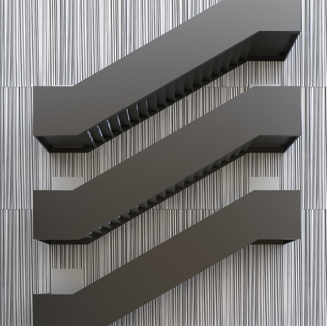 Escape Stairs, Varna Library