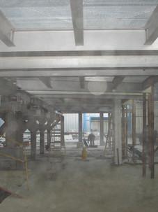 Feeders Platform, New Glass Plant, Novi Pazar