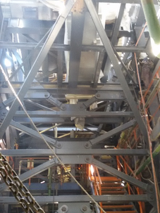 Preheater Tower, Stind SA Sofia