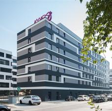Claddings, Moxy Hotel, Eschborn