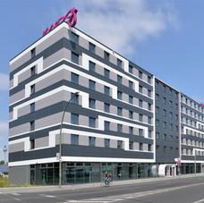 Claddings, Moxy Hotel, Berlin