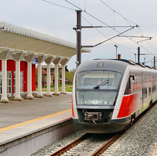 Yabalkovo and Karadjalovo Stations