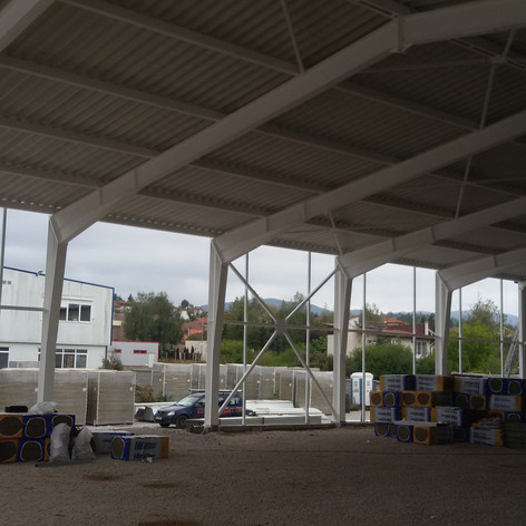 Warehouse Kendy LTD Bankya