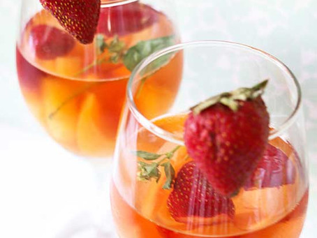 Summer Dream Sangria