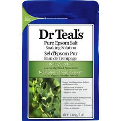 Dr. Teal's Eucalyptus & Spearmint Pure Epson Salt