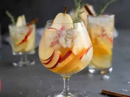 Easy Fall Sangria