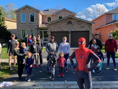 Meet Ajax's Very Own Friendly Neighbourhood Spider-Man