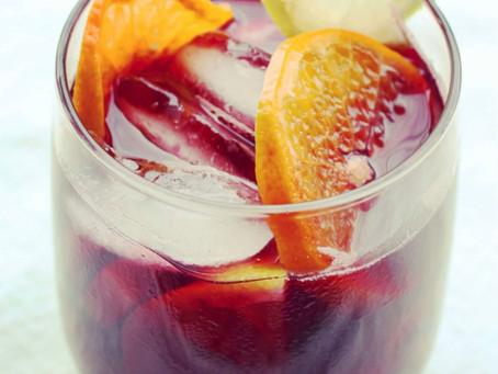One Glass Sangria
