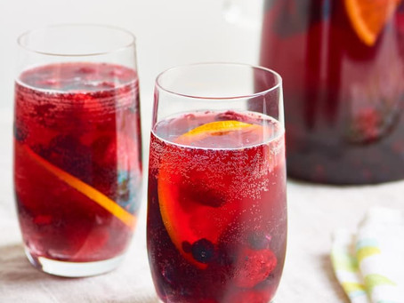 Cheap N' Easy Sangria