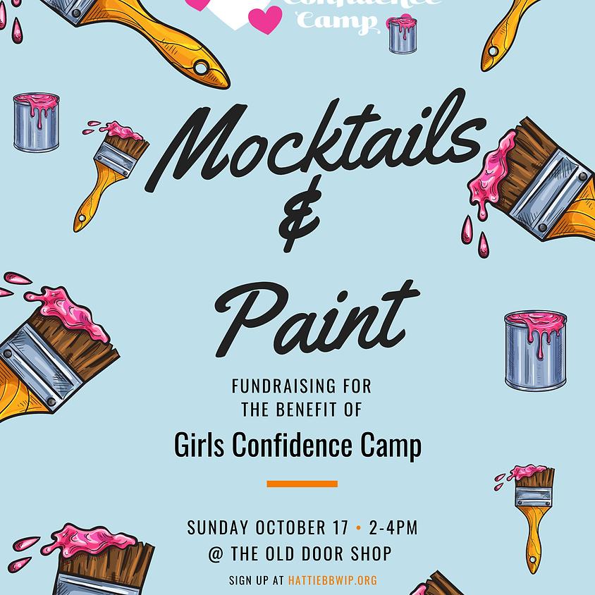 Mocktails & Paint