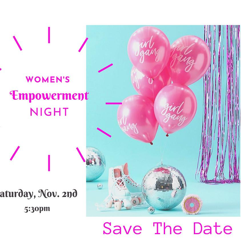 Women's Confidence Night
