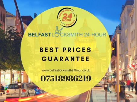 Belfast Locksmiths 24 hours