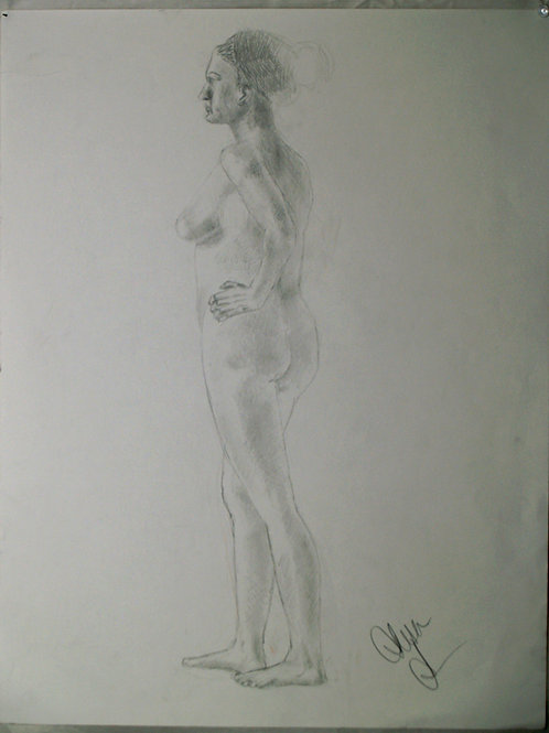 Life Drawing (series of 13)