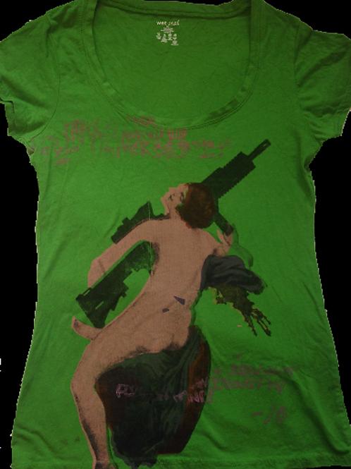 T-Shirt misprint - Io's Revenge