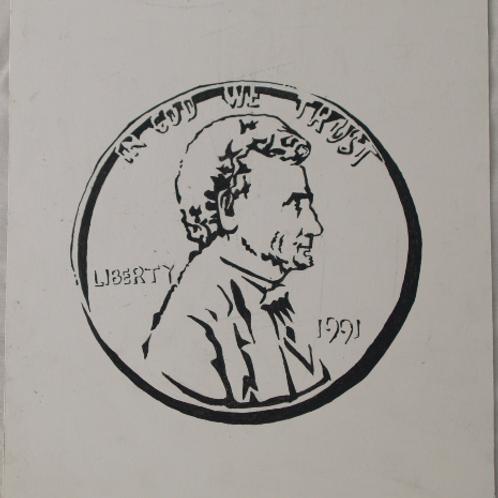 Inkpen Studies for Illustrator: Penny