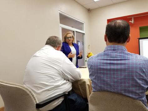 HUD Deputy Secretary Visit