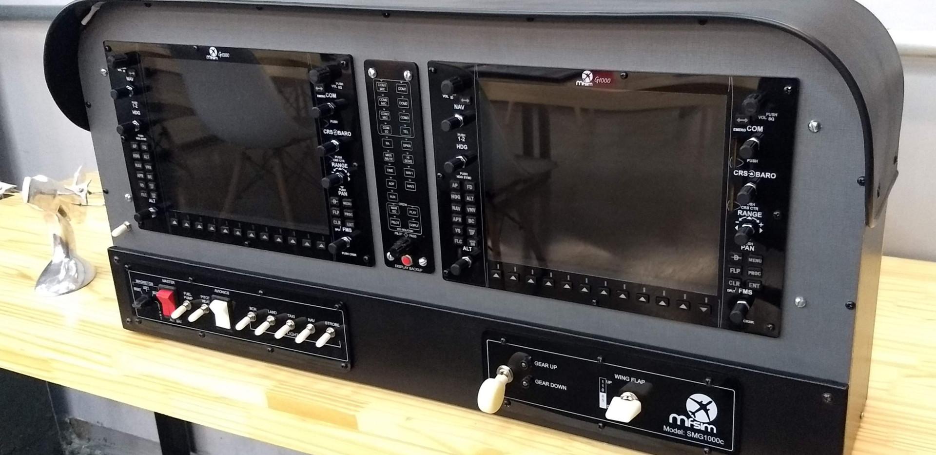 MFSim G1000 Panel
