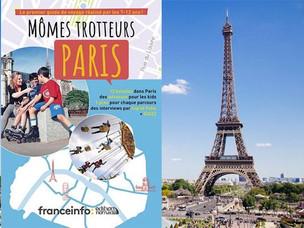Fnac.com parle du guide Mômes Trotteurs Paris