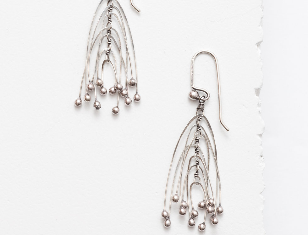 Willow Short Earrings