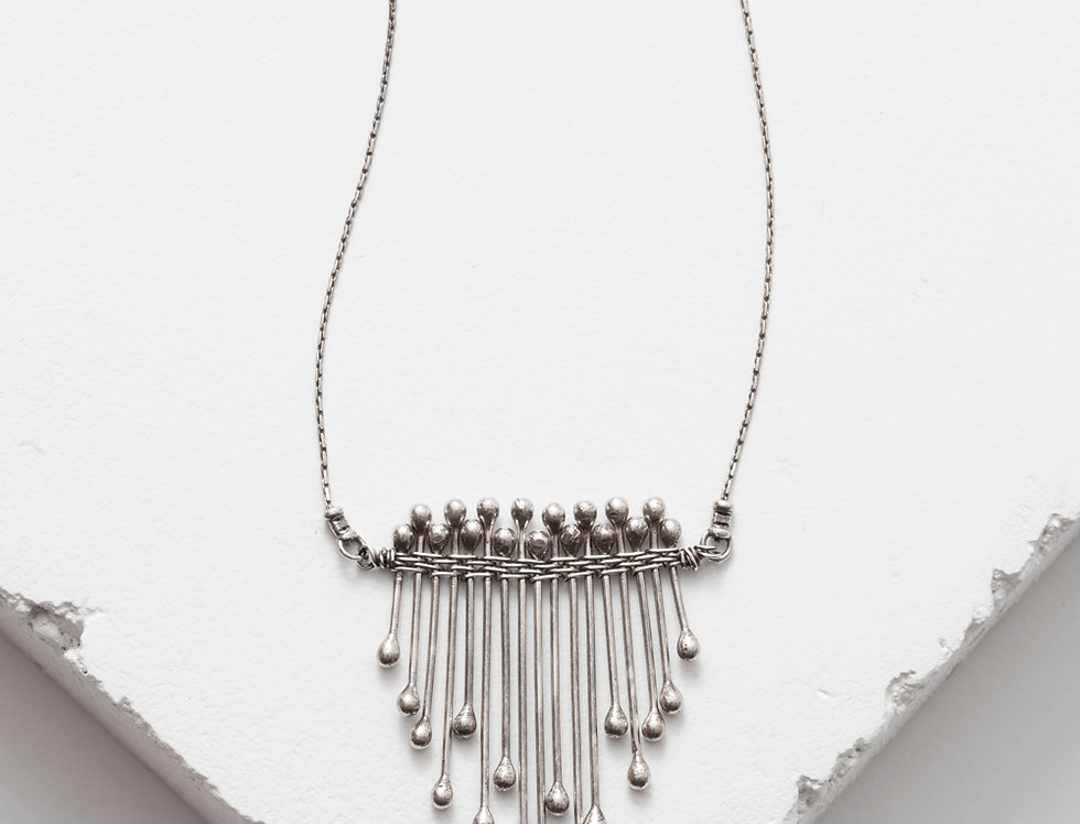 Defenced Necklace